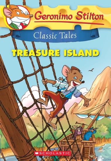 Geronimo Stilton Classic Tales: Treasure Island
