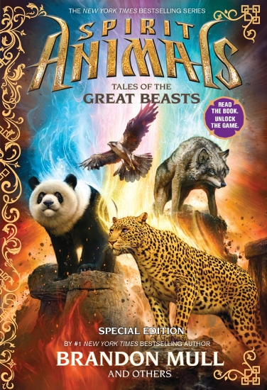Spirit Animals Special Edition: Tales of the Great Beasts