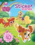 Palace Pets: Sticker Scene