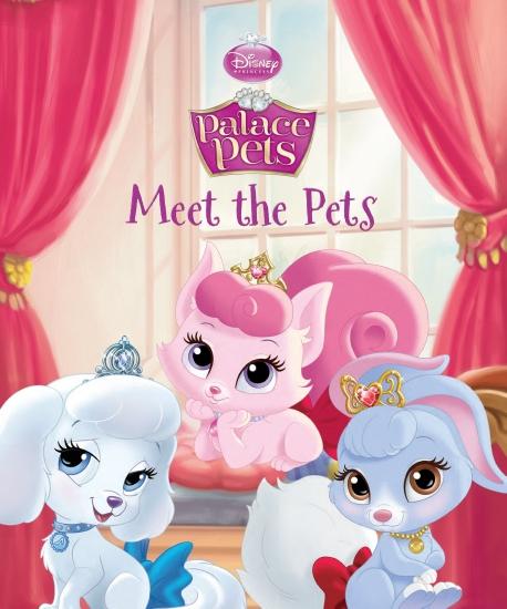 Palace Pets: Meet the Pets