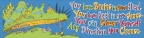Dr Seuss 'You Have Brains in Your Head' Banner