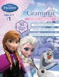Disney Frozen: Grammar Learning Workbook Level 1