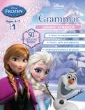 Disney Frozen: Grammar Learning Workbook Level 1