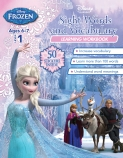 Disney Frozen: Sight Words and Vocabulary Learning Workbook Level 1