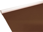 DISPLAY PAPER - 10M CHOC BROWN