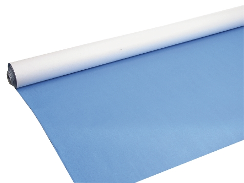 DISPLAY PAPER - 10M SKY BLUE