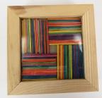Matchsticks - Coloured