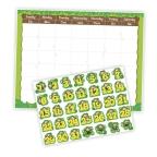 Jungle Monkeys Calendar Set
