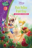 Disney Learning: Disney Fairies: Pixie Hollow Paint Day Level 3