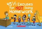 45 1/2 EXCUSES NOT DOING HMWRK