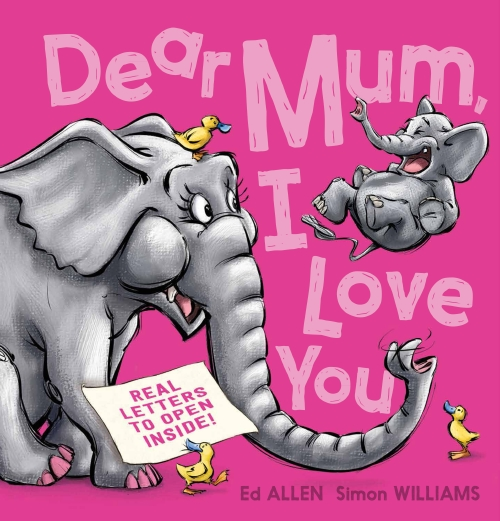 Dear Mum I Love You