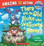 OLD BLOKE SWALLOW BUNNY 3D