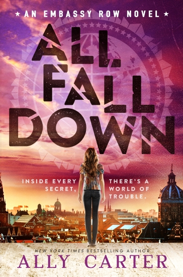 Embassy Row #1: All Fall Down