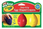 Crayola Egg Shaped Crayons