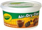 Crayola Air-Dry Clay (Terracotta)