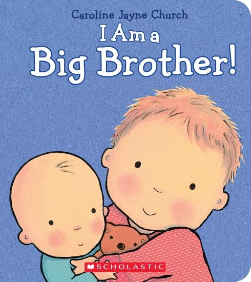 I Am a Big Brother                                                                                   - Book
