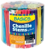 BASICS - CHENILLE STEMS
