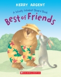 One Woolly Wombat: Best of Friends Board Book