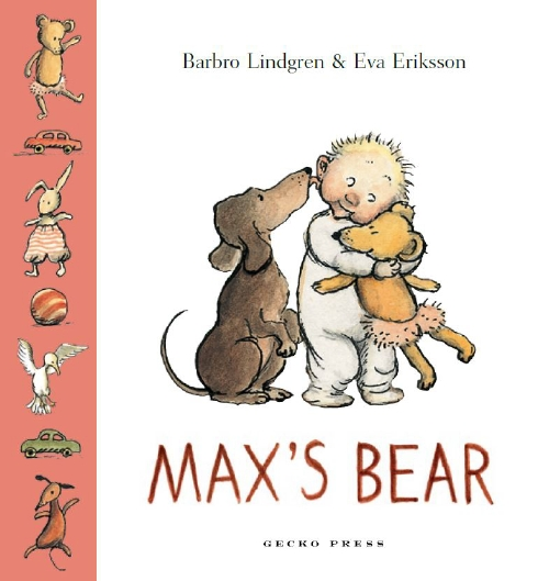 MAX'S BEAR BOARD BOOK
