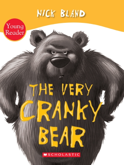 Very Cranky Bear Young Reader