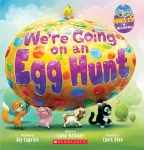 We're Going on an Egg Hunt (with CD) PB