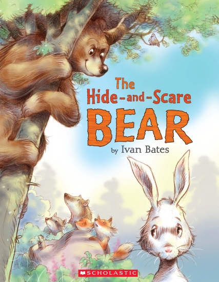 HIDE AND SCARE BEAR