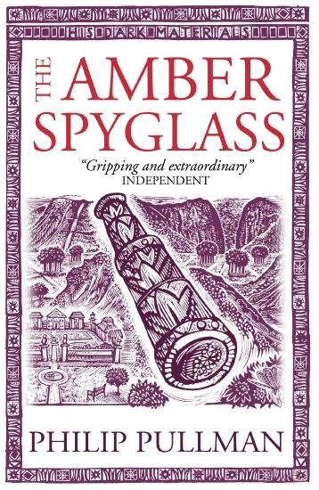 Amber Spyglass New Edition                                                                           - Book