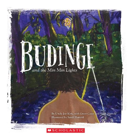 Budinge and the Min Min Lights
