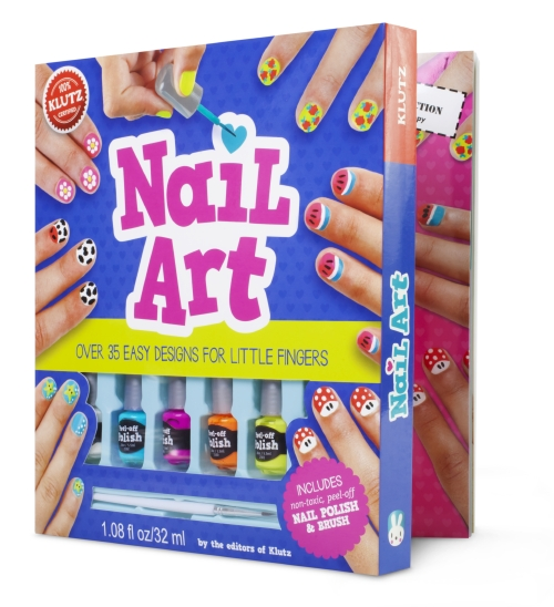 The Store Klutz Nail Art Book The Store