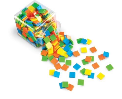 Brights Colour Tiles                                                                                 - Toy/Game