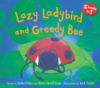 Lazy Ladybird and Greedy Bee