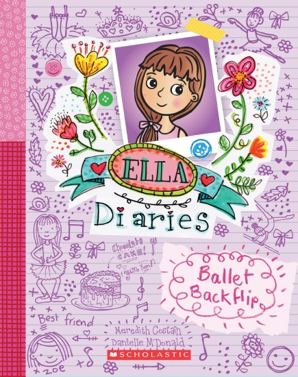 Ella Diaries #2: Ballet Backflip