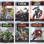 Marvel Ready to Read Pack Levels 1 & 2