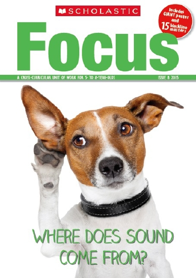 Focus 8/15 Where Does Sound Come From?                                                               - Other