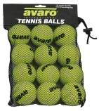 Avaro Tennis Balls (Pack of 12)