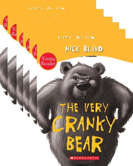 The Very Cranky Bear Reader Set