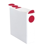 Book Dots Magenta - 14mm