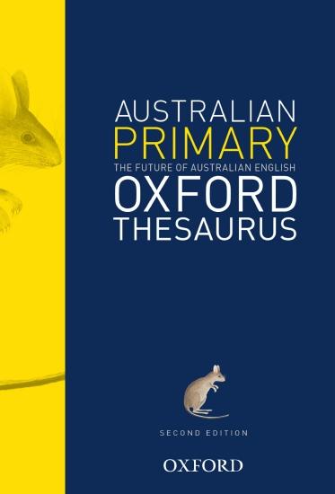 Oxford Australian Primary Thesaurus - Book