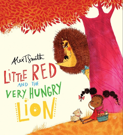 LITTLE RED&VERY HUNGRY LION PB