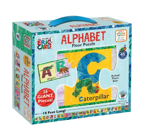 The World of Eric Carle: Alphabet Floor Puzzle