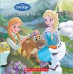 Frozen A New Reindeer Friend
