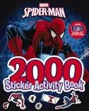 Spiderman 2000 Sticker Activity Book