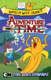 Adventure Time: Which Way, Dude? Jake Goes Bananas