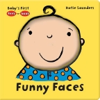 Funny Faces Board Book