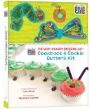 Eric Carle: Very Hungry Caterpillar Cookook and Cookie Cutters Kit