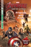 Marvel Ready-to-Read Level 2: Age of Ultron: Friends and Foes