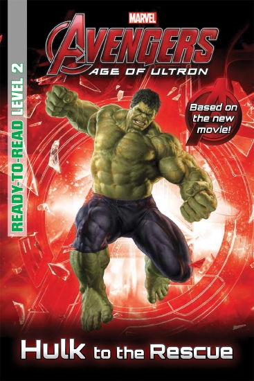 Marvel Ready-to-Read Level 2: Age of Ultron: Hulk to the Rescue                                      - Book
