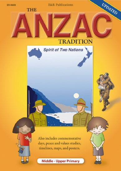 Anzac Tradition: Spirit of Two Nations (MP/UP)                                                       - Teacher Resource