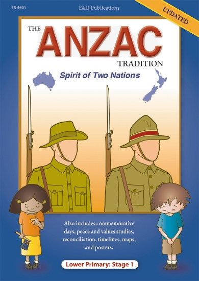 The Anzac Tradition: Spirit of Two Nations - Teacher Resource