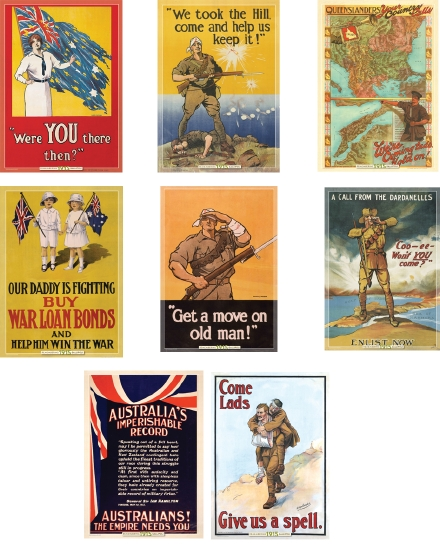Remembering Gallipoli Posters                                                                        - Stationery